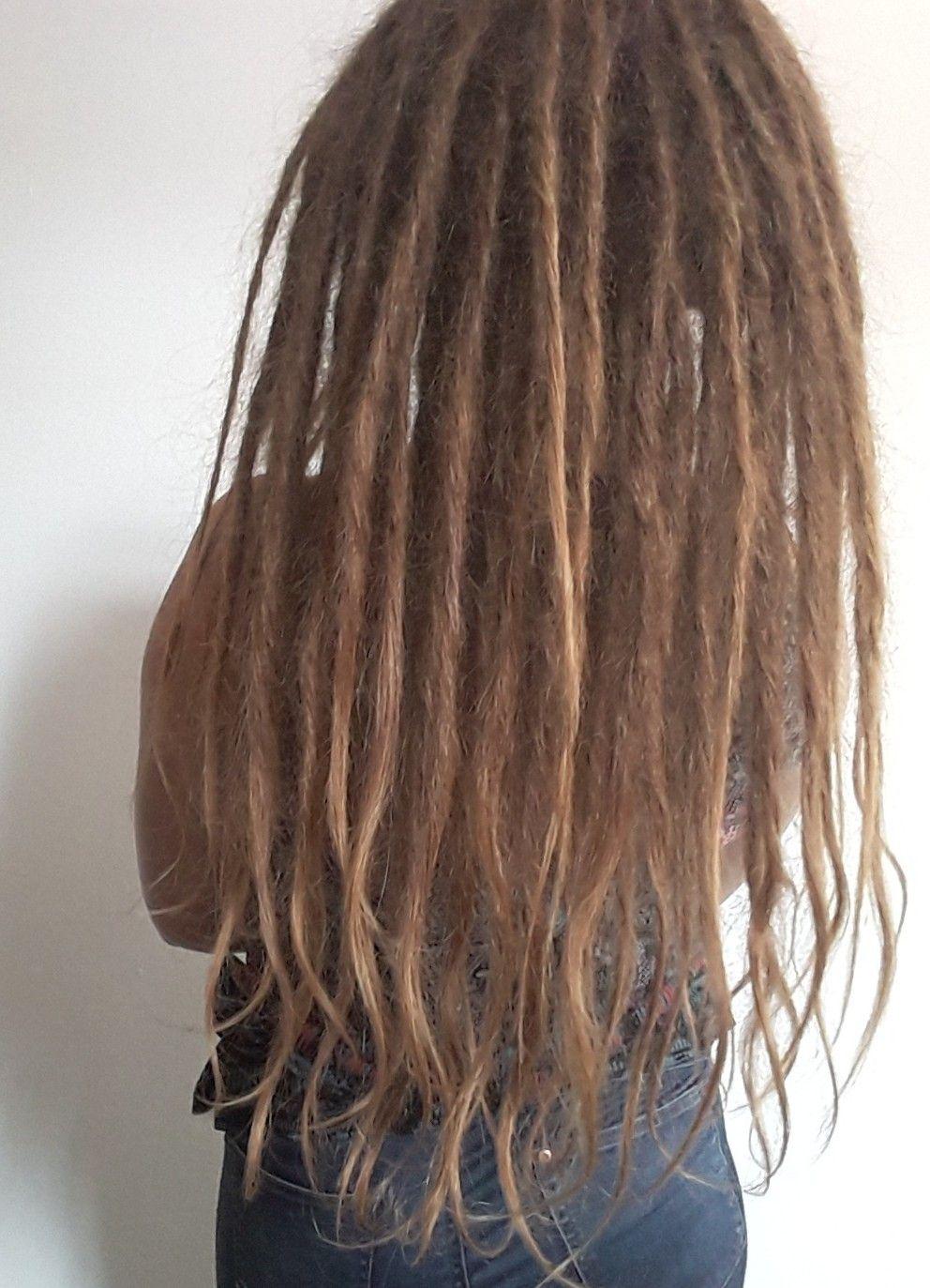 My 1 Day Old Dreads Emily08072002 Dreadlocks Girl Hair Styles Dread Hairstyles