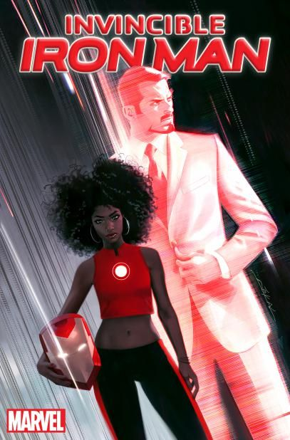 Exclusive: Marvel's New Iron Man Is a Black Woman