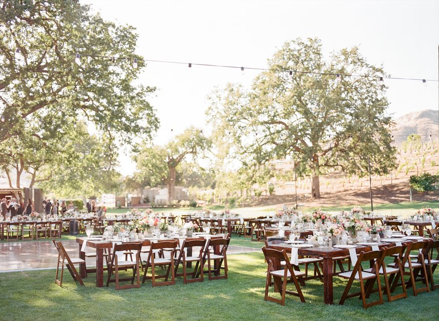 This Malibu Wedding is a Testament to the Beauty of Pink