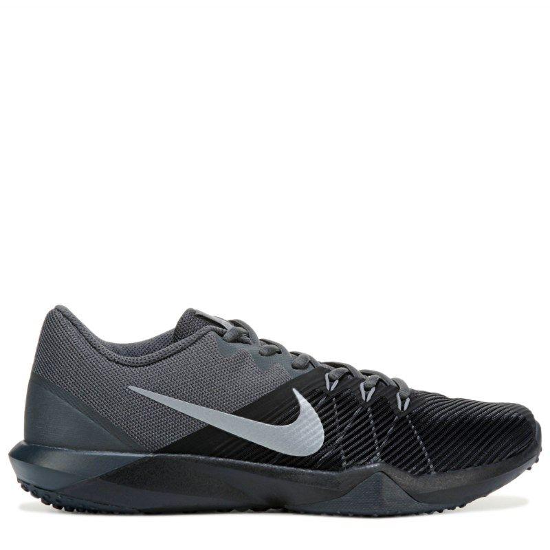 Nike Men\u0027s Retaliation TR Training Shoes (Black/Grey)