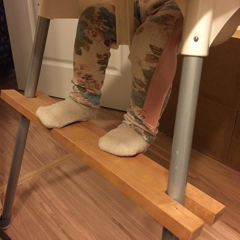 Ikea High Chair Footrest Ikea High Chair Baby Chairs Diy Ikea Baby