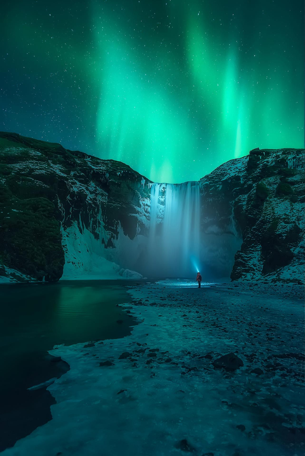 Best Northern lights images Iceland Aurora photography