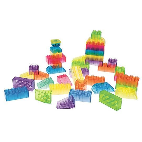 Prism Bricks At S S Worldwide Like Legos But Super Colorful And