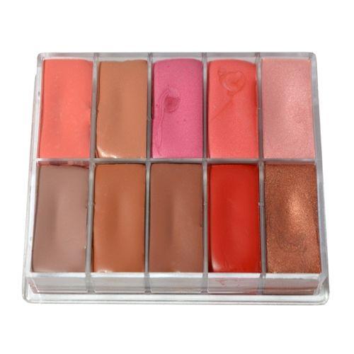 Lip Palette 10-Color R11