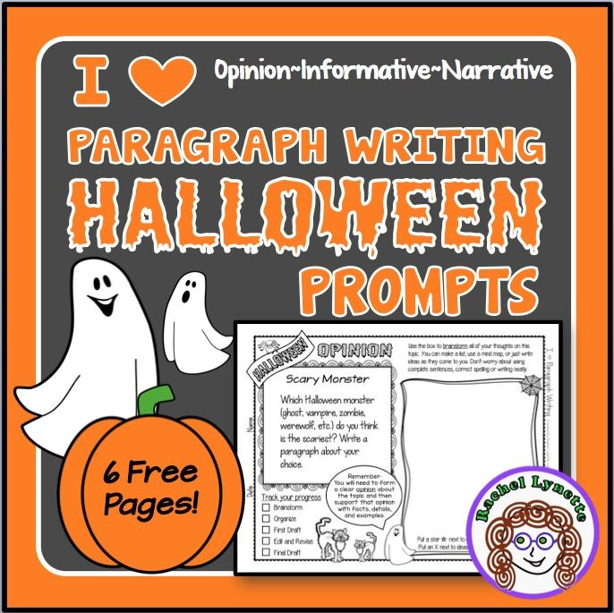 Custom Term Papers And Essays Readytouse Halloween Prompts And Brainstorming For Opinion Informative  And Narrative Paragraph Writing Free Essay Of Health also How To Write An Essay Proposal Halloween Writing Prompts  Free  Halloween  Halloween Writing  Sample Of An Essay Paper