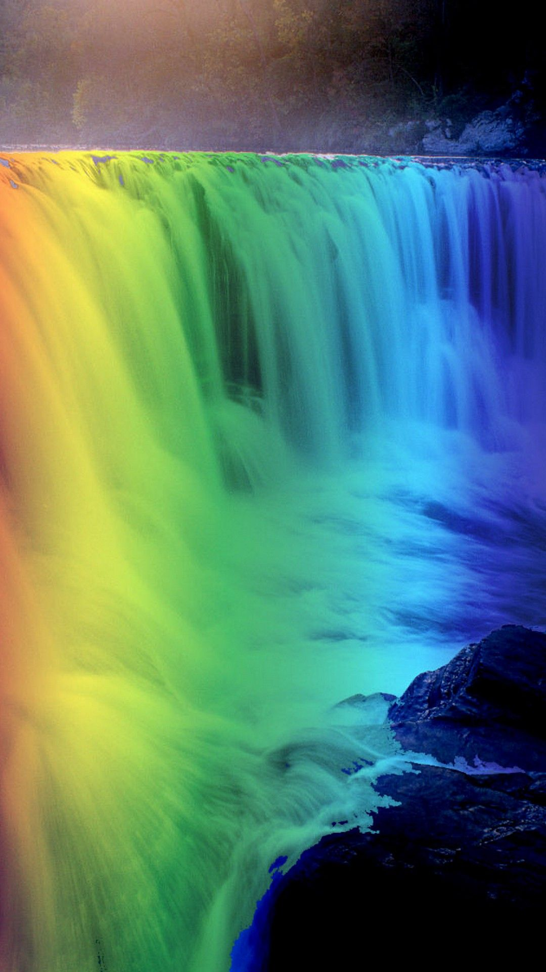 Rainbow Android Wallpaper Best wallpapers android