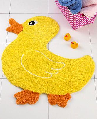 Bath Rugs · Cute Ducky Rug