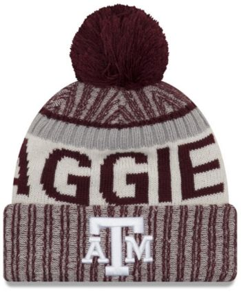 4d8afef9 New Era Texas A&M Aggies Sport Knit Hat - Red Adjustable   Products ...