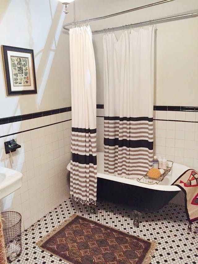 Dev\'s Retro-Inspired IKEA-Free NYC Walk-Up | Apartment therapy ...