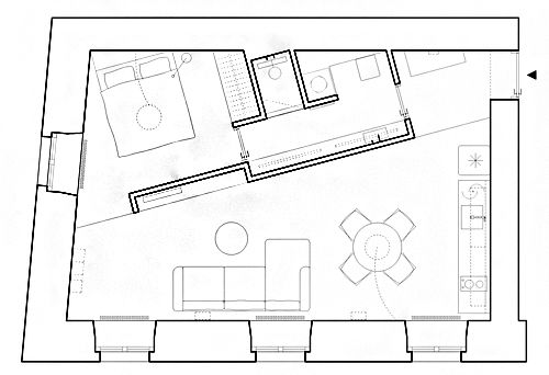 Gallery of House Plans Under 50 Square Meters: 26 More