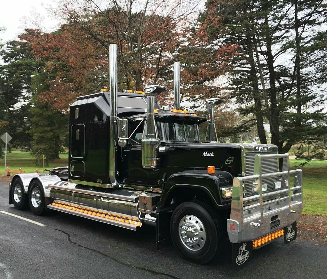 mack superliner custom lkw pinterest lkw und autos. Black Bedroom Furniture Sets. Home Design Ideas