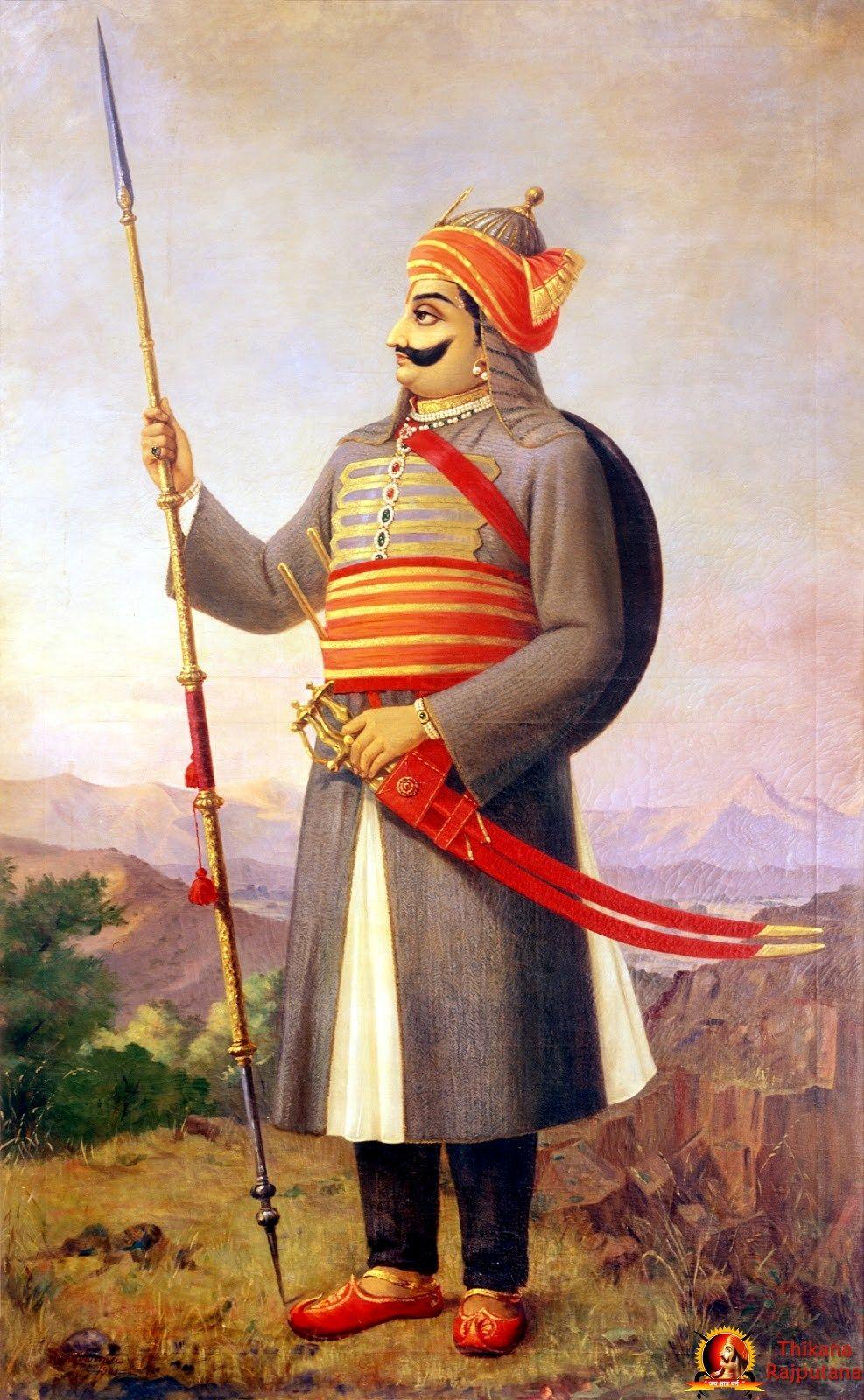maharana pratap the great warrior Indian history, Indian