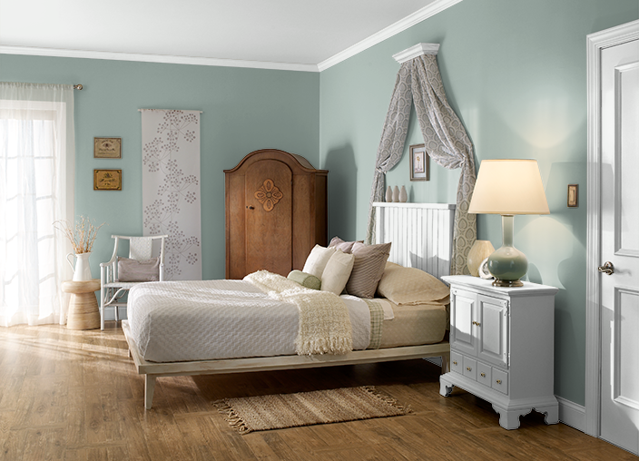 Best Behr Aged Jade Bedroom Paint Color Mom Dad House Ideas 400 x 300