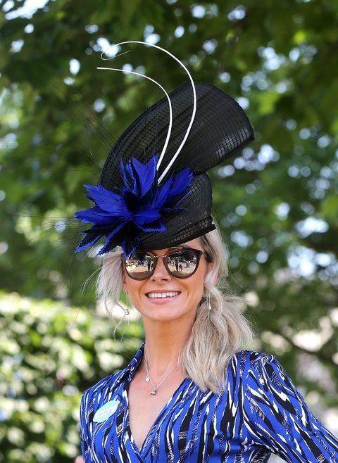 f2eab235c The Most Outrageous Hats from the Royal Ascot | Accessories | Royal ...