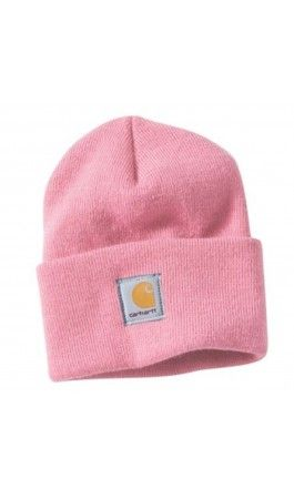 5ab55c59e88ac Carhartt - Womens Acrylic Watch Cap - Rose Pink from Dungarees-Online.   Carhartt  Valentinegiftidea