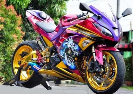 Harga Kawasaki Ninja 250 Dengan Ditenagai Mesin Sebesar 250cc Ini