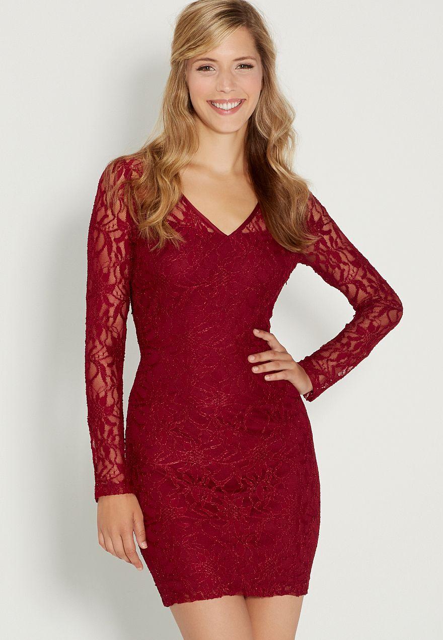 Lace dress with open back fashion pinterest lace dress
