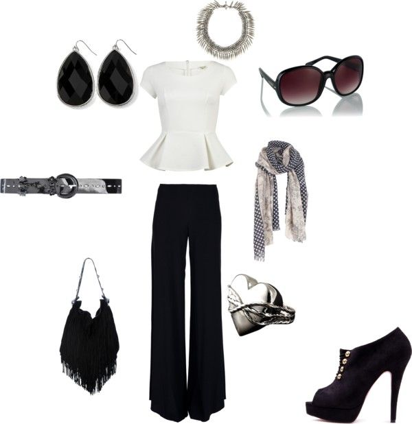 """""""Business Meeting"""" by jensisko on Polyvore"""