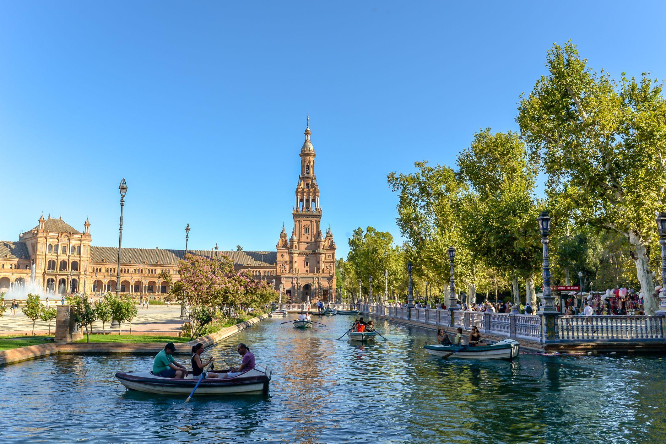 5 Things to do in Seville, Spain, for Beginners Wherever