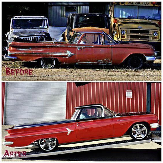 classic car #Classictrucks