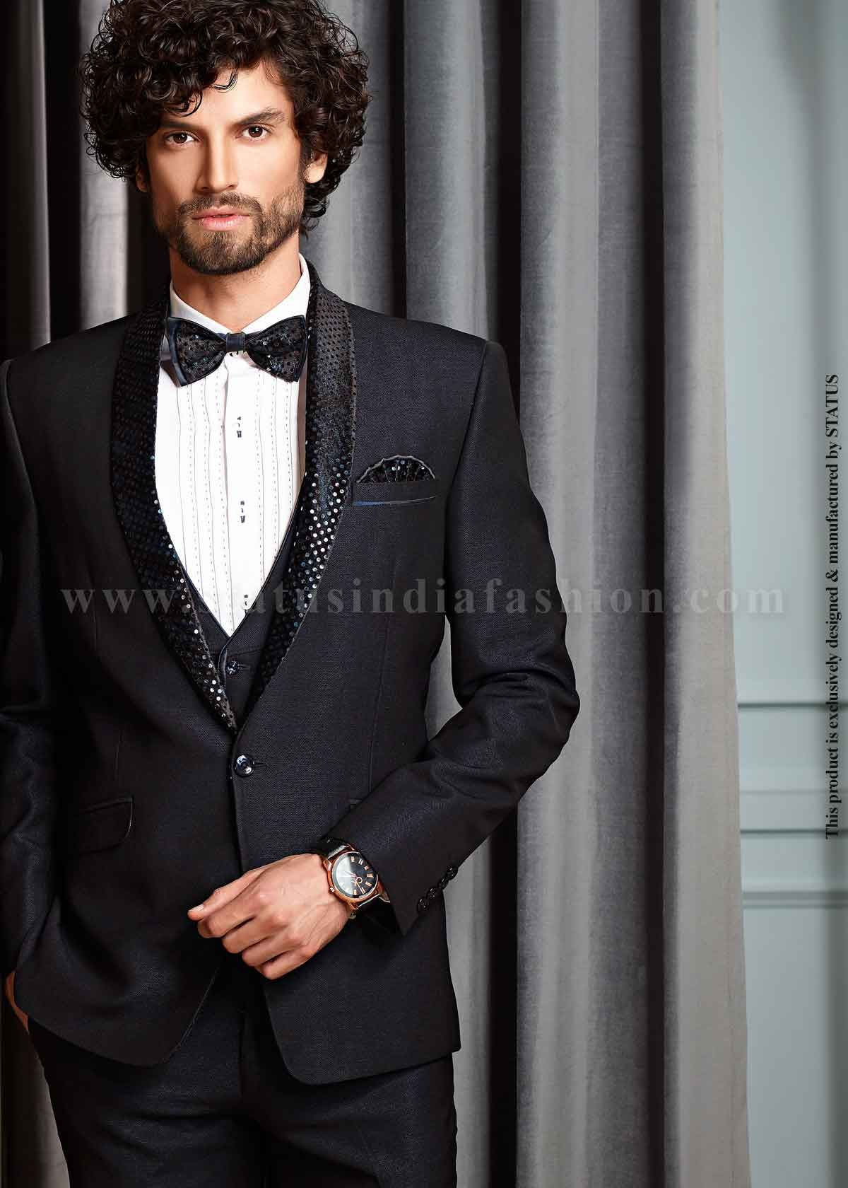 Awesome Designer Suits For Mens Wedding Picture Collection ...