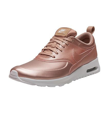 watch fbf1d 2bff8 NIKE+Low+top+women s+sneaker+Lace+closure+AIR+MAX+THEA+Minimalist +synthetic+leather+upper+Visible+Max+Air+unit+for+classic,+lightweight+cushioning+Buffed  ...