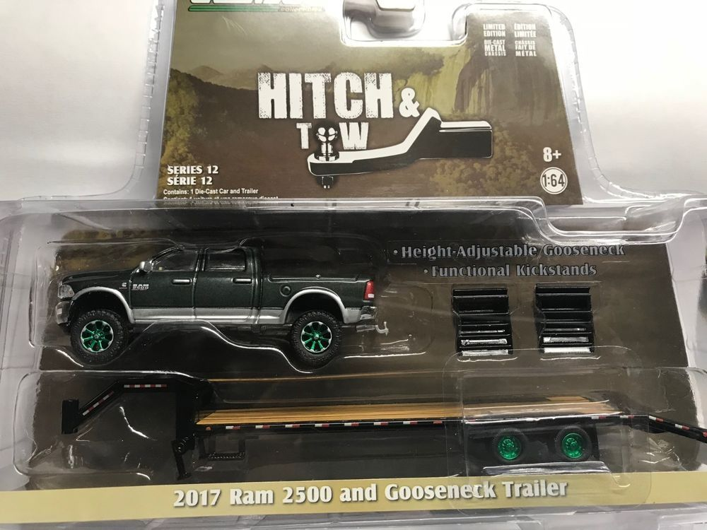 164 Greenlight Hitch & Tow Series 12 2017 Ram 2500