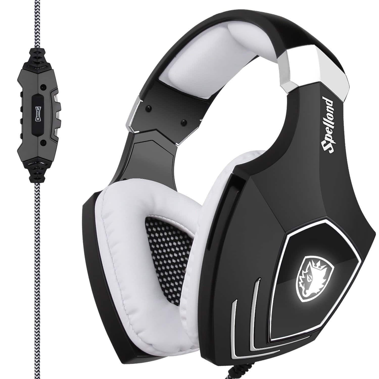 Top 10 Best Sades Gaming Headsets in 2019   Top 10 Best