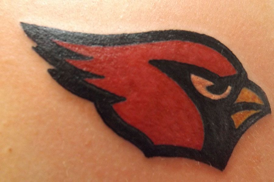 Arizona Cardinal everlasting fandom | Cardinal tattoos ...
