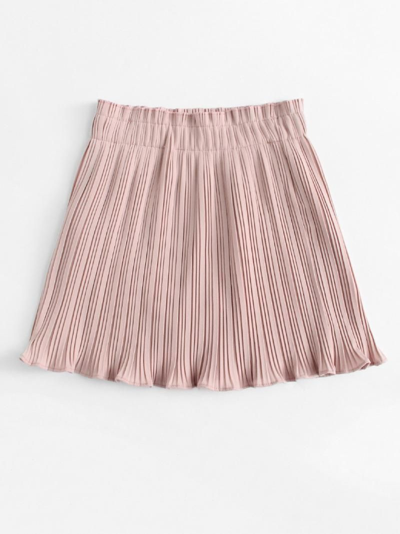 170e77a8b1 Pink Pleated Skirt For Sale – DACC