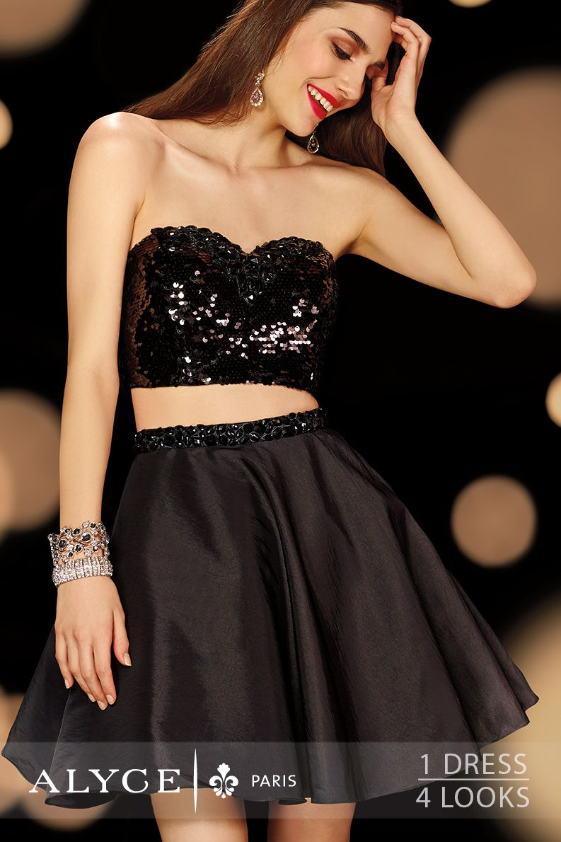 homecoming dress different looks long dresses pinterest