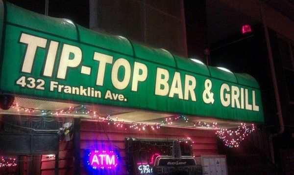 Tip Top Bar U0026 Grill   In The Basement Of A Townhouse In You Will Find This  Awesome With Strong At A Great Price, Some Classic Hits, And Strung Along  The ...