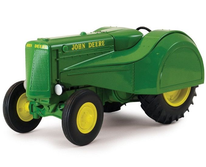 1 16 John Deere 1937 Model AOS Prestige Collection Tractor Toy