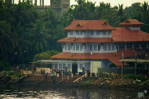 Parashinikkadavu muthappan temple  Kannur at Kerala God's own country in India