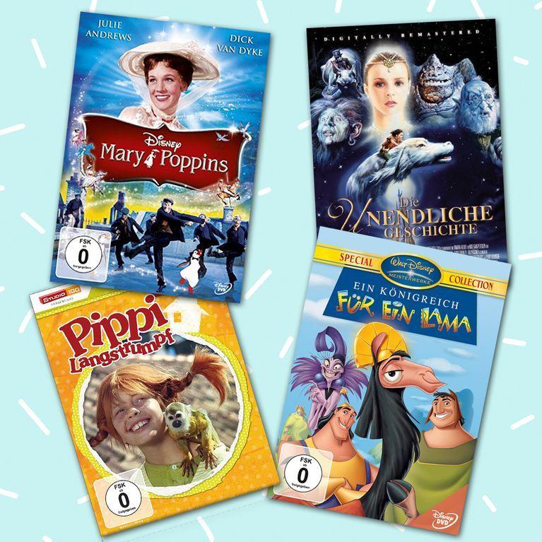 Schöne Kinderfilme Liste