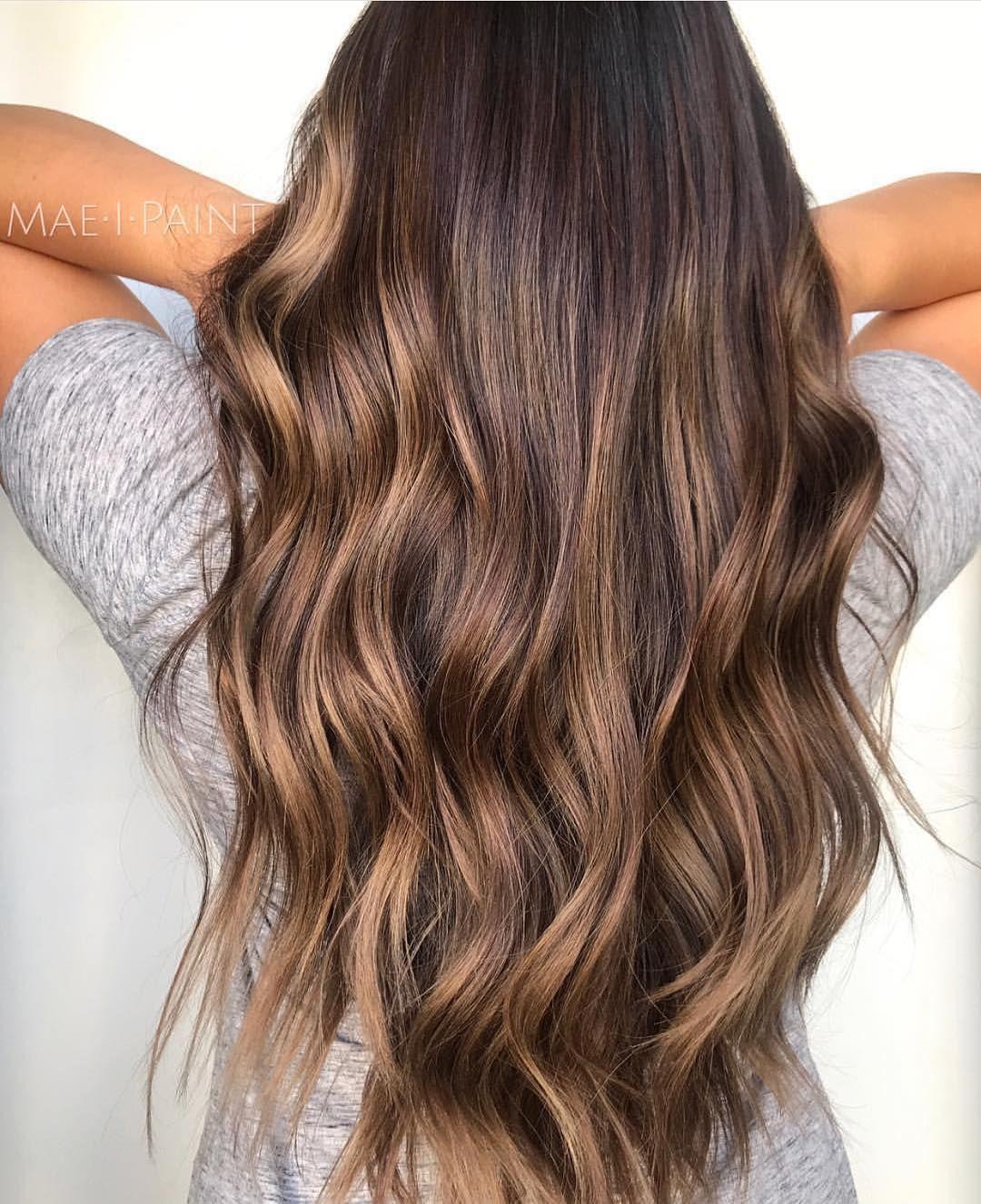 Die Grossten Haarfarben Trends Fur 2018 Wunderweib Hair Styles In