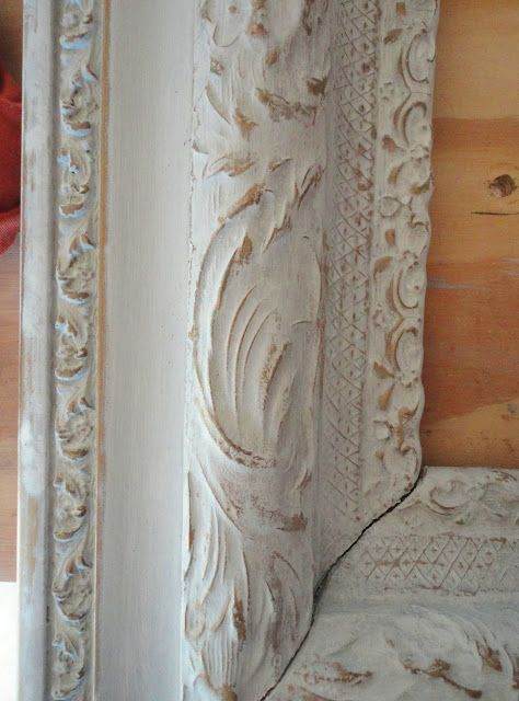 Behind The Red Door Wet Distressing With Annie Sloan Chalk Paint Painted Furniture Furniture Makeover Diy Furniture