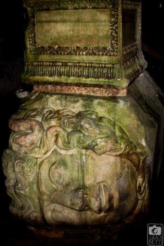 Yerebatan Sarayi_Basilica Ciszterna_Isztambul_13