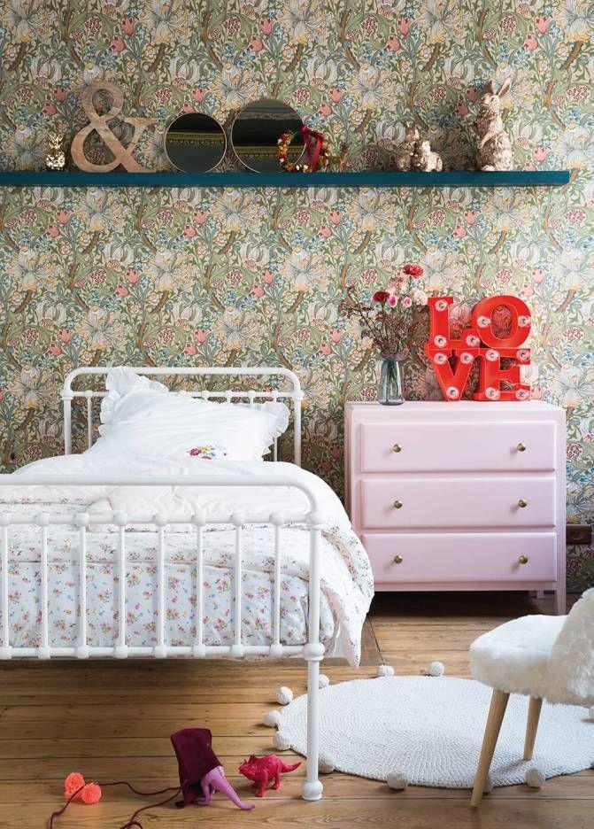 Bonton, die Hauskollektion 2018 Kinderschlafzimmer