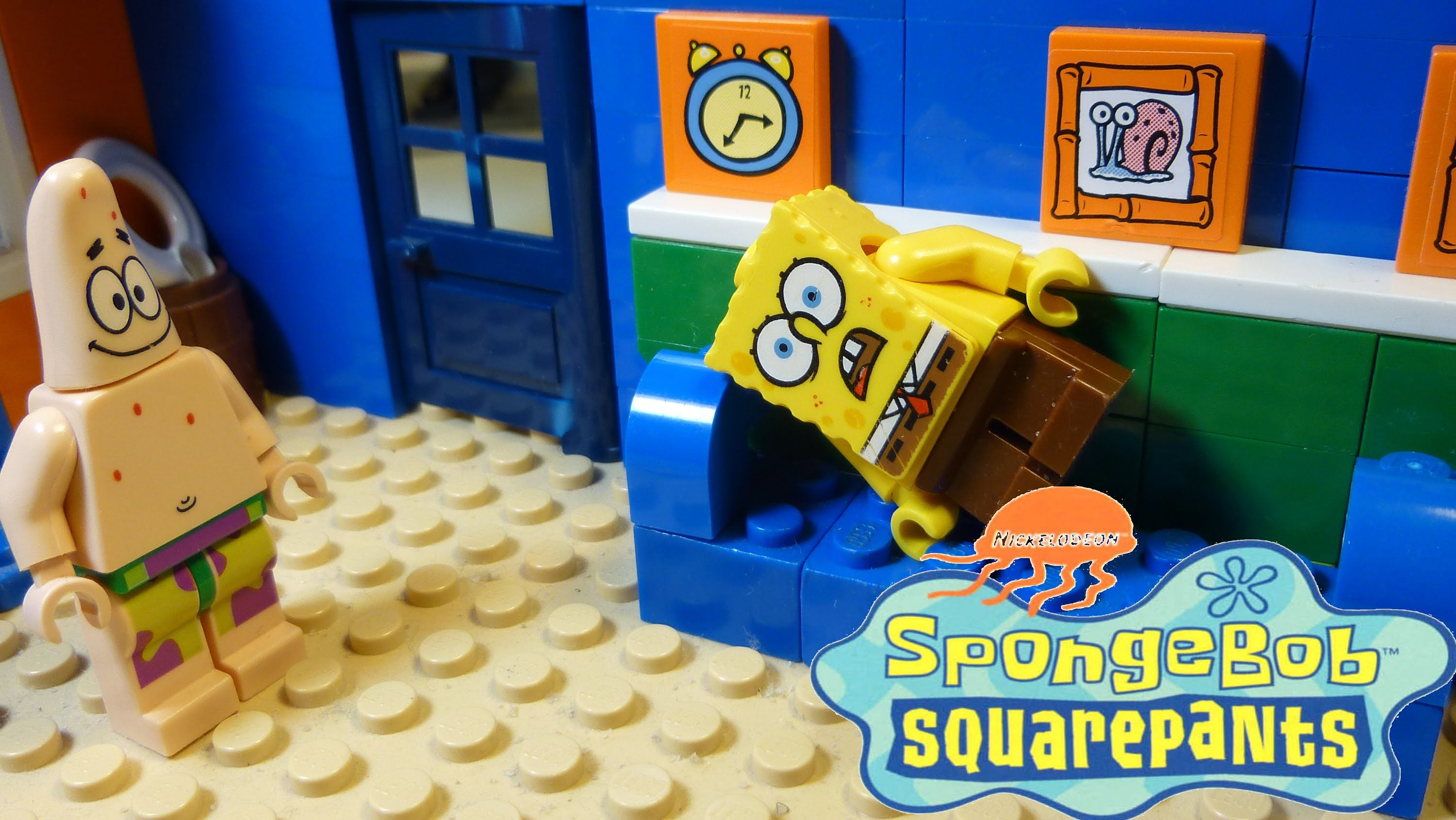 Lego Spongebob Episode 12 Patricks Secret