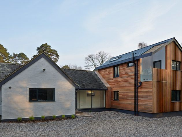 Grand Designs Double-height extension bungalow #granddesigns ...