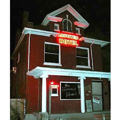 Haunted Hotel Louisville Ky Haunted Hotel Halloween Haunted Houses Haunted Places