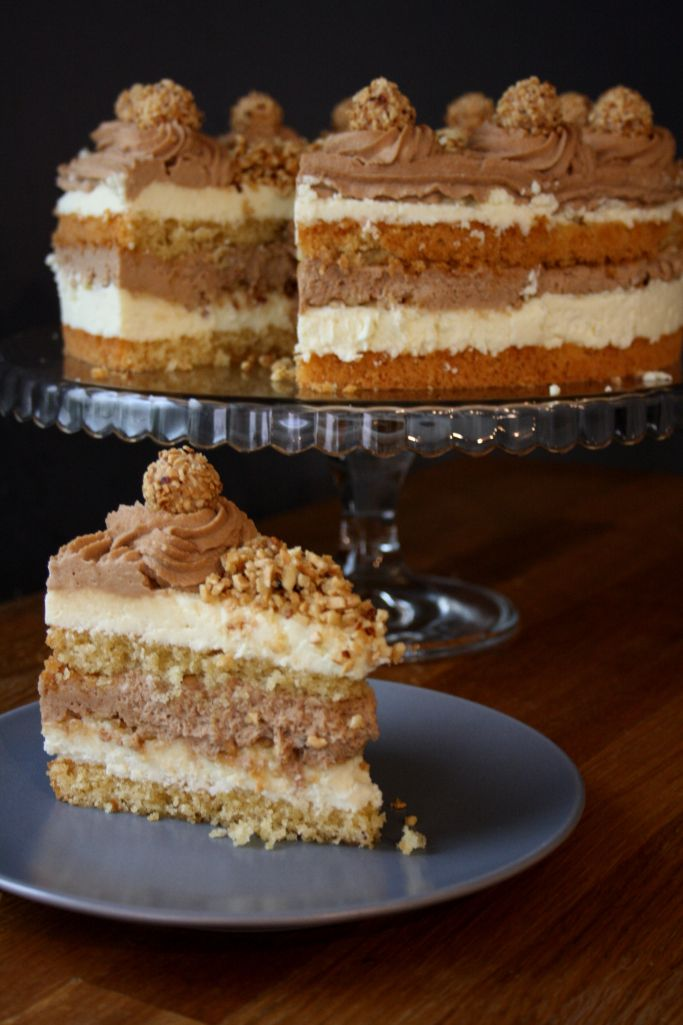 Giotto-Torte #kuchenundtorten