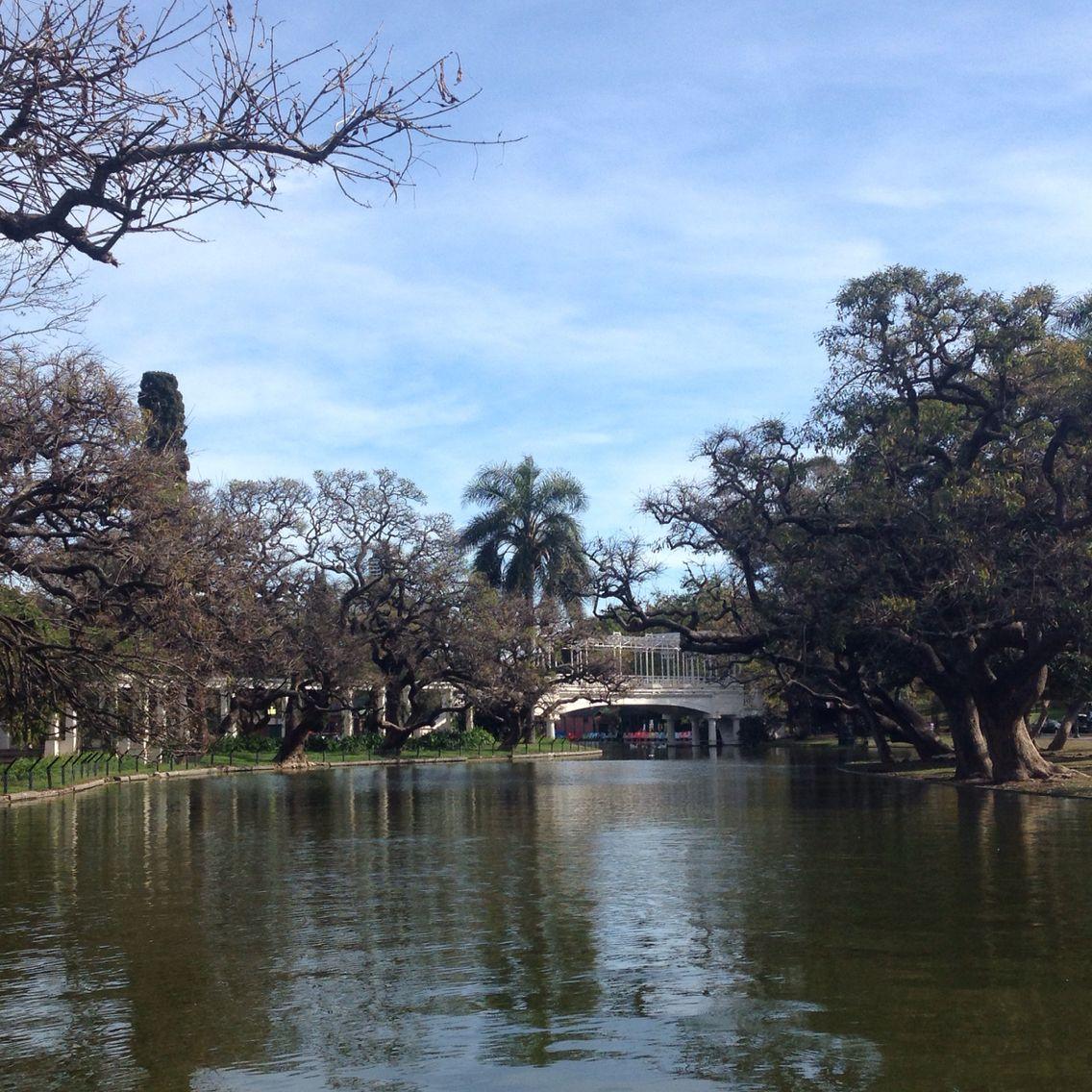 Parque 3 de febrero, Buenos Aires - AR