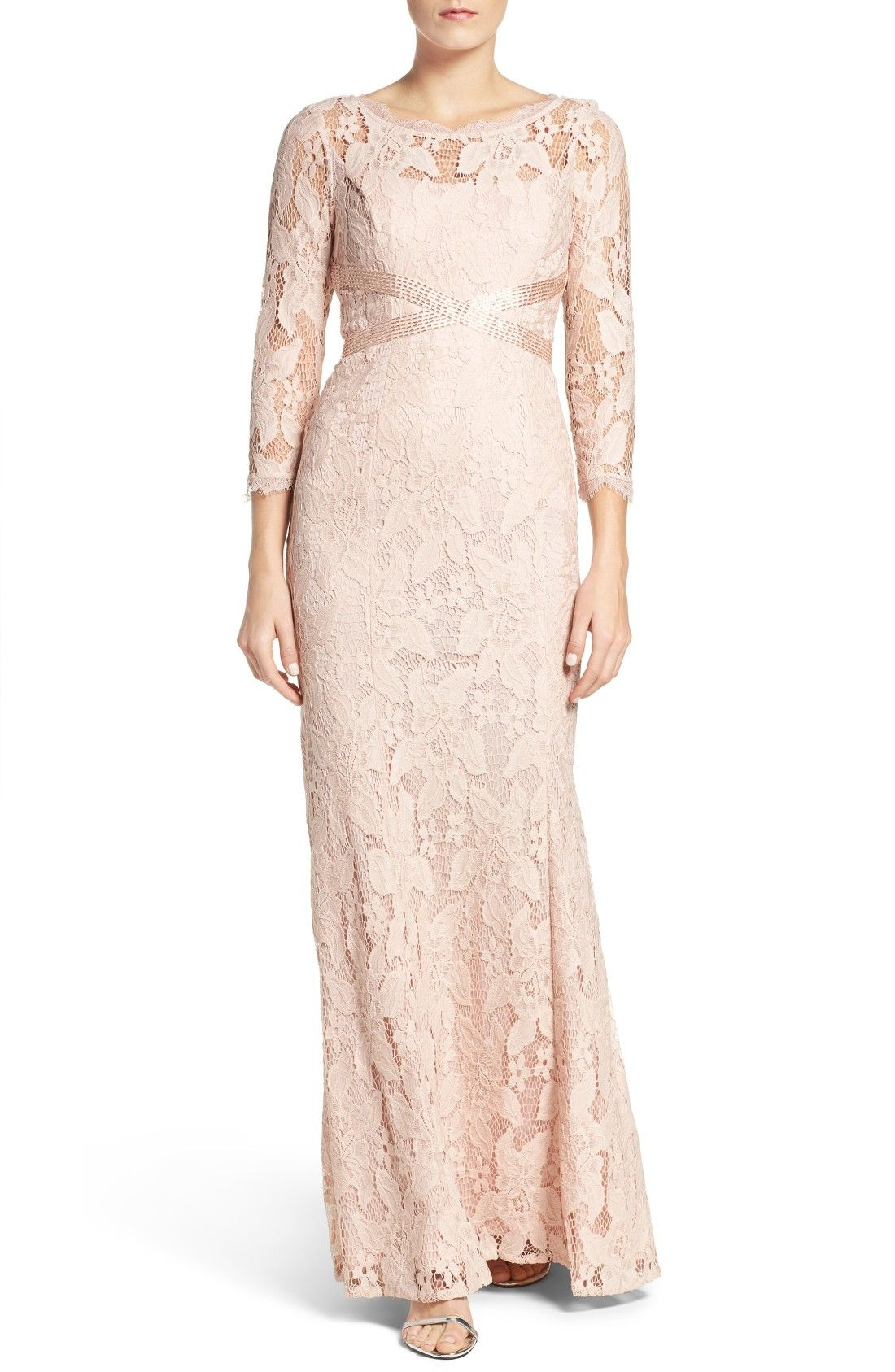 Beautiful lace dresses for mother of the bride