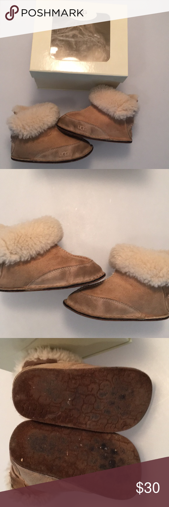 37c1d0c8afa Baby Uggs size large (approx size 5-6) Baby Uggs size large, similar ...