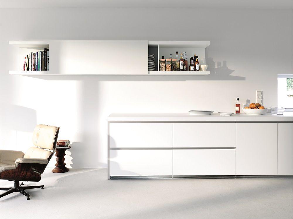 White kitchen - b1 bulthaup Kitchen Design Sapphire Spaces - bulthaup küchen münchen