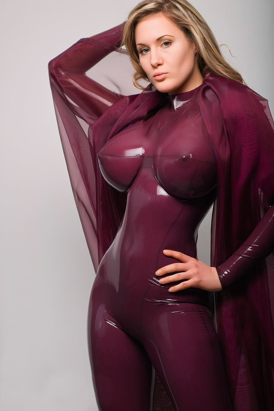 Sexy in latex
