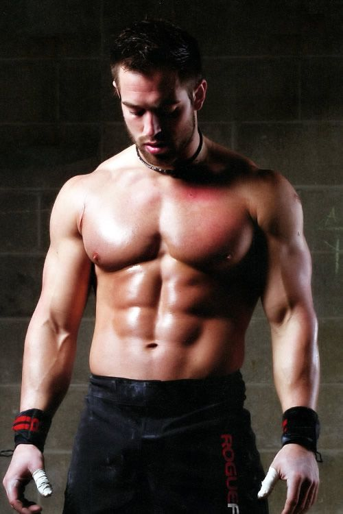 Rich Froning (Worlds Fittest Man) | Fitness Motivation ...