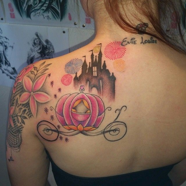 pin von tattoomaze auf cinderella couple tattoos pinterest. Black Bedroom Furniture Sets. Home Design Ideas